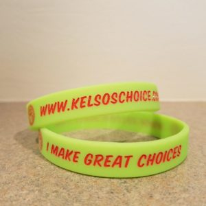kelso wristband