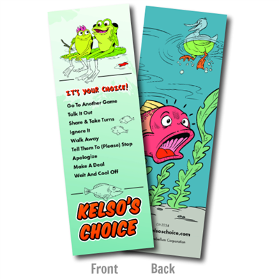 Kelso's Choice Bookmarks